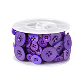 OASIS™ Button Purple Wires