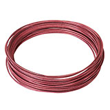 OASIS™  Ruby Matte Etched Wires                                                                For Delivery to Alaska