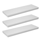 "40 (1"" x 12"" x 36"") White STYROFOAM®  Sheets"