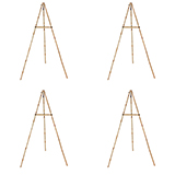 "6 OASIS™ Bamboo Easels  Choose Your Lenght From 48"" to 84 """