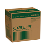 OASIS® Instant Deluxe Floral Foam, 36 case