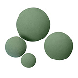 """20 (6""""  Diameter) OASIS®  Floral Foam Spheres                                                              For Delivery to North_Dakota"""