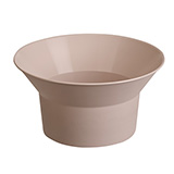 12 OASIS™ Sandstone Flare Bowls                                                              For Delivery to Montana