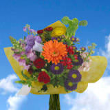 4 European Bouquets                                                              For Delivery to Florida