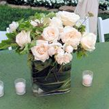 Enchanted Wedding Combo D.I.Y. Roses - Mixed Greens & Garden Roses                                                              For Delivery to Georgia