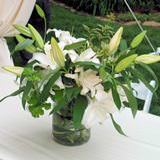 Delightful Wedding Combo D.I.Y. Asiatic Lilies - Oriental Lilies & Mixed Greens