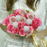 Soulmate Wedding Combo D.I.Y. Roses - Spray Roses - Hydrangeas & Hypericums                                                              For Delivery to North_Carolina
