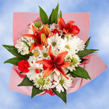 12 Special Christmas Bouquets