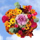 7 Thanksgiving Changing Seasons Bouquets