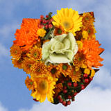 17 Autumn Indian Summer Bouquets