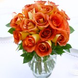 3 Exotic Wedding Centerpieces with Terracotta Roses