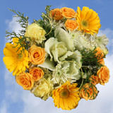7 Happy Christmas Bouquets