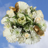 2 for 1 Golden Elegance Bouquets