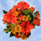 2 for 1 Fall Old Crow Bouquets