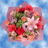 2 for 1 Pink Fantasy Bouquets