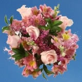 2 Pink Love Arrangements                                                              For Delivery to Tennessee