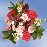 2 Romeo and Juliet Bouquets