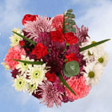 8 Sweet Thoughts Valentine's Day Bouquets                                                              For Delivery to South_Dakota