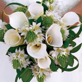 Why do brides carry a bouquet?