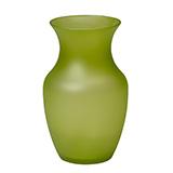 12 Apple Green Matte Rose Vases                                                              For Delivery to Mississippi