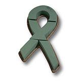 "4 (20-1/2"") OASIS® Ribbon Maches                                                              For Delivery to Rexburg, Idaho"