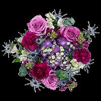 2 One True Love! Arrangements For Delivery to Elmira, New_York