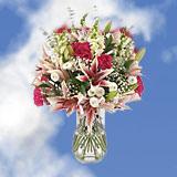 1 Splendid Arrangement with Vase                                                              For Delivery to East_Wenatchee, Washington